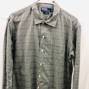 RALPH LAUREN POLO Shirt Plaid size:M